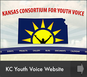 Kansas Consortium for Youth Voice Website