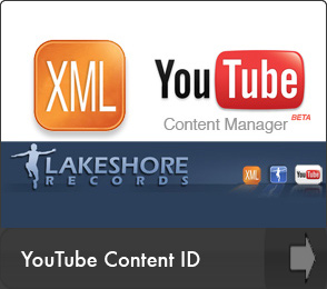 Lakeshore Records YouTube Content ID Project